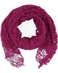 Richiami Scarf - Purple
