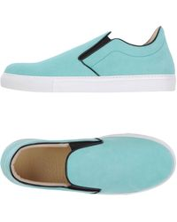 Mr. Hare Low-tops & Trainers - Blue
