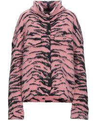 Laneus Coat - Multicolor