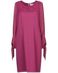 MARTA STUDIO Midi Dress - Pink