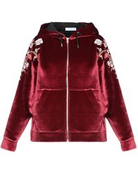 Sandro Sweat-shirt - Rouge