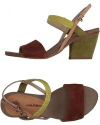 Maliparmi Sandals - Brown