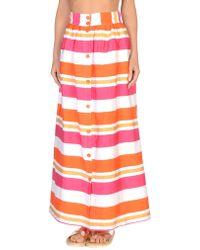 Twin Set - Beach Dress - Lyst