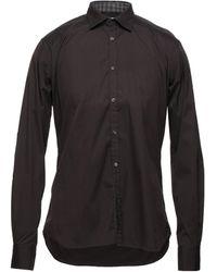 Aglini Shirt - Black