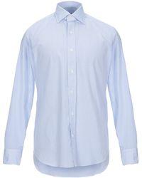 Salvatore Piccolo Shirt - Blue