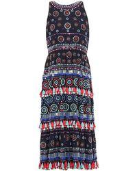 Kate Spade Vestito al ginocchio - Multicolore