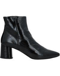 Emanuela Passeri Ankle Boots - Black
