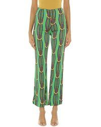 Jucca Casual Trouser - Green