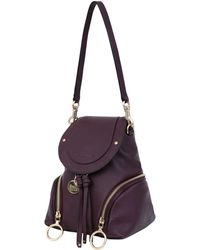 See By Chloé Backpacks & Fanny Packs - Purple