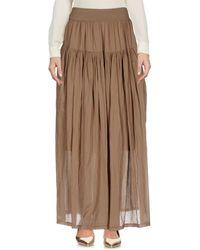 European Culture - Long Skirts - Lyst