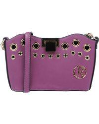 Relish Cross-body Bag - Purple
