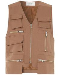 Ambush Jacket - Brown