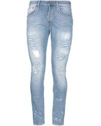 PRPS Denim Pants - Blue