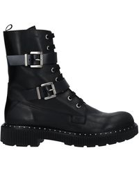 Relish Ankle Boots - Black