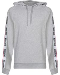 Moschino Sous-Pull - Gris