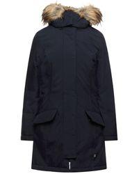 Napapijri Coat - Blue