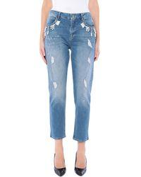 Relish Denim Trousers - Blue