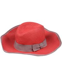 Alpha Studio Hat - Red