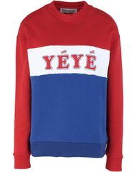 Être Cécile Sweat-shirt - Rouge