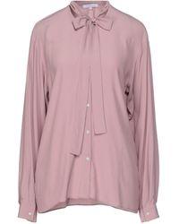 Patrizia Pepe Shirt - Pink