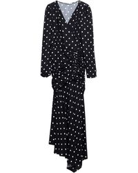 Vivetta Long Dress - Black