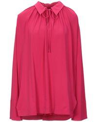 Pringle of Scotland Bluse - Pink