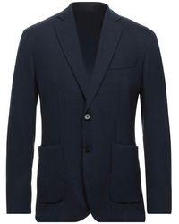 J.Lindeberg Suit Jacket - Blue