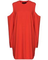 Kendall + Kylie Short Dress - Orange