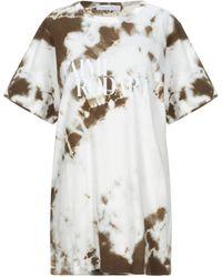 Rodarte T-shirts - Mehrfarbig