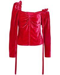 Magda Butrym Shirt - Red