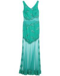 Bagatelle Vestido largo - Verde