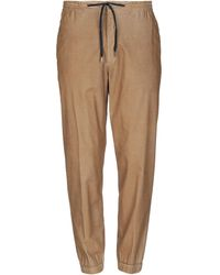 PT Torino Casual Trouser - Natural
