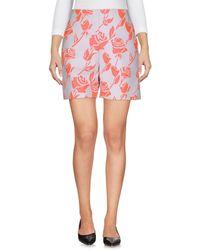Blumarine - Bermuda Shorts - Lyst