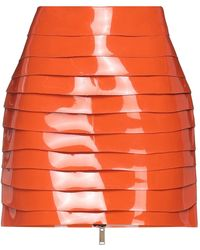 DSquared² Mini Skirt - Orange