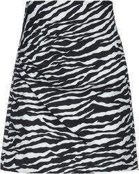 P.A.R.O.S.H. Knee Length Skirt - Black