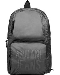 1df9efe050 Lyst - Armani Jeans Backpacks   Bum Bags in Green for Men