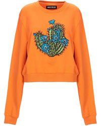 House of Holland - Sweatshirt - Lyst