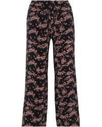 Markus Lupfer Casual Trousers - Black