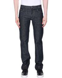 Harmont & Blaine Pantalon en jean - Bleu