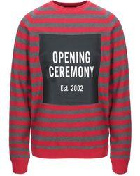 Opening Ceremony Sweatshirt - Rot