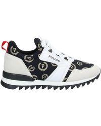 Pollini Low-tops & Sneakers - Black