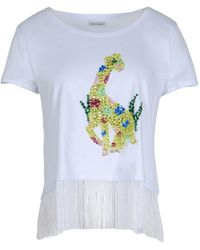 Beayukmui - Short Sleeve T-shirt - Lyst