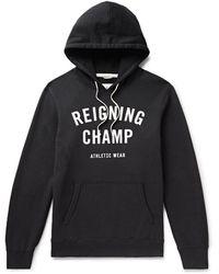 Reigning Champ Sudadera - Negro