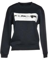 Philippe Model Sweatshirt - Blue