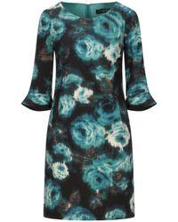 Carla Montanarini Short Dress - Blue