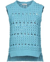 Cappellini By Peserico Pullover - Bleu