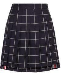 Thom Browne Mini Skirt - Multicolour