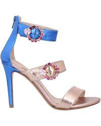 Albano Sandals - Blue