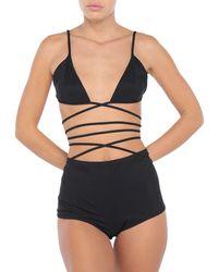 Alberta Ferretti Bikini - Black