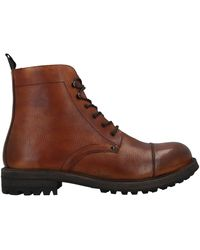 Antica Cuoieria Ankle Boots - Brown